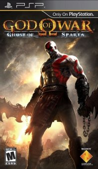 Harga PSP God of War Ghost of Sparta