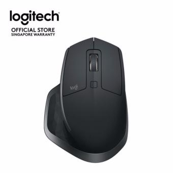 Harga Logitech MX Master 2S Wireless Mouse Graphite With Logitech Flow