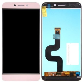 Harga For Letv LeEco Le 2 X620 1920x1080 FHD 5.5inch Full LCD DIsplay + Touch Screen Digitizer Assembly, Rose Gold - intl