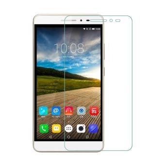 Harga Ueokeird 9H HD Clear Tempered Glass Screen Protector Film For Lenovo A6600 - intl