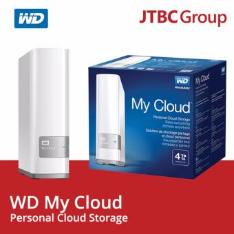 Harga Western Digital 3TB My Cloud Personal Cloud NAS Storage