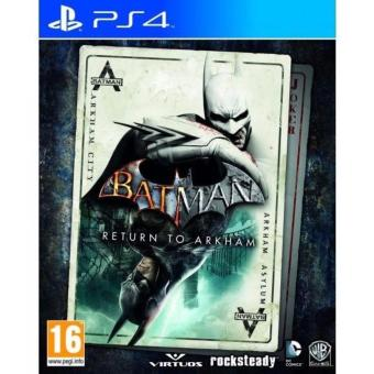 Harga PS4 Batman: Return to Arkham (R3)