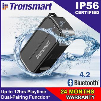 Harga Tronsmart Element T2 Outdoor Water-Resistant Bluetooth Speaker