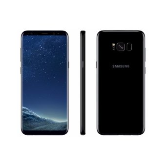 Harga Samsung Galaxy S8 Plus 64GB ROM / 4GB RAM (Local Sg Set)(Grey 64GB)