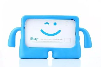 Harga EVA Rugged Stand Case for Samsung Tab 3 7.0 T210 (Sky Blue)