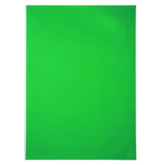 Harga 5x7ft Green Photographic Background For Studio (Green) - intl