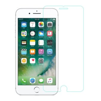 VOUNI 0.26mm 2.5D 9H Tempered Glass Screen Protector Guard for iPhone 7 Plus 5.5 inch - intl