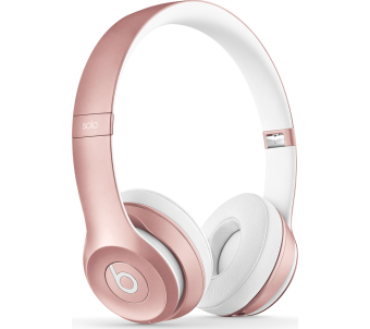 Harga Beats by dr. dre Solo 2 Wireless Headphones Rose Gold