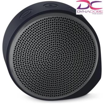 Harga Logitech X100 Wireless Bluetooth Speaker Black-Grey