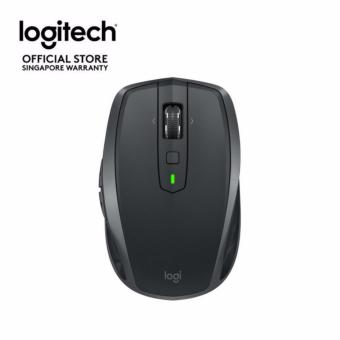 Harga Logitech MX Anywhere 2S Wireless Mouse Graphite With Logitech Flow