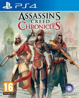 Harga PS4 Assassin's Creed Chronicles – R2