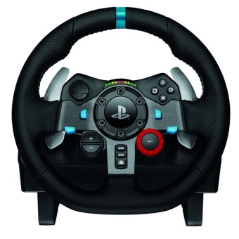 Logitech G29 Driving Force Racing Wheel + Driving Force Shifter