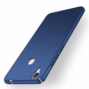 Harga Baby Skin Hard Plastic Back Cover Case For VIVO V3 MAX with HDScreen Protector - intl