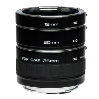 Harga Kenko Automatic Extension Tube Set DG for Canon EOS