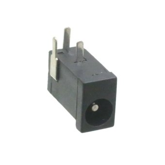 Harga Fliegend 10pcs Connector 3.5mmx1.35mm female jack DC power 3pin for panel mount (EXPORT)(Intl)