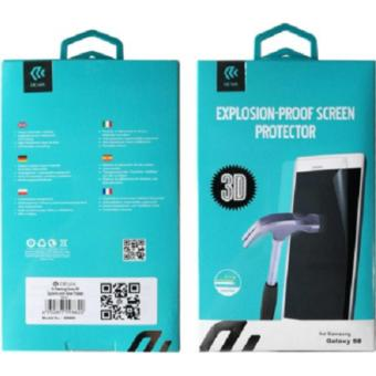 Harga Devia Samsung Galaxy S8 Plus Screen Protector, Explosion Proof Clear