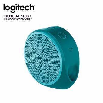 Harga Logitech X100 Wireless Bluetooth Speaker Green