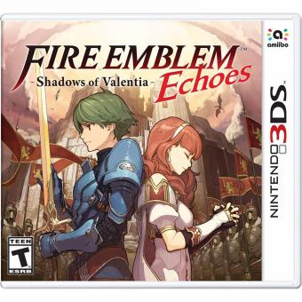 Harga 3DS Fire Emblem Echoes: Shadows of Valentia / US (English)