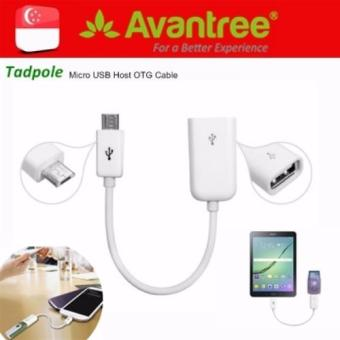 Harga Avantree Tadpole OTG Cable for Smartphones