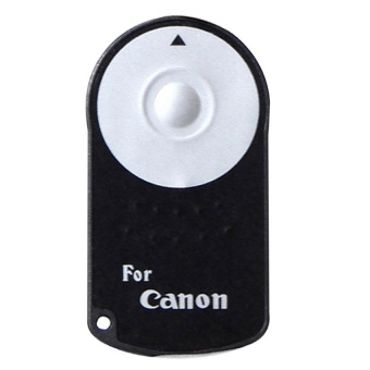 Harga Meking RC-6 RC6 IR Wireless Remote Control for Canon 5DII 5DIII 7D 60D 350D 400D Camera - intl