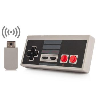Harga Rechargable Wireless GamePad Controller For Nintendo Mini NES Classic Console - intl
