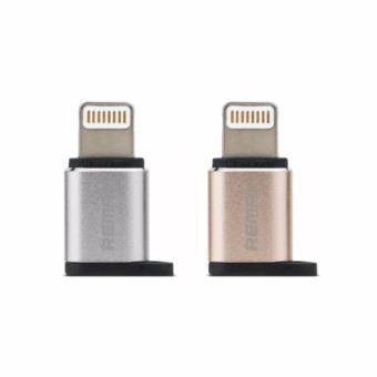 Harga REMAX micro USB to Lightning iOS Adapter