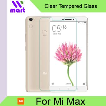 Harga Tempered Glass Screen Protector (Clear) For Xiaomi Mi Max