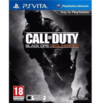 Harga PS Vita Call Of Duty: Black Ops Declassified (R2)