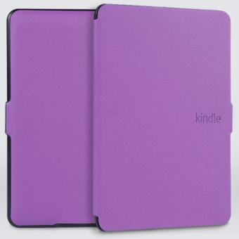 Harga Kindle 8th Generation Ultra Slim Cover (Purple)