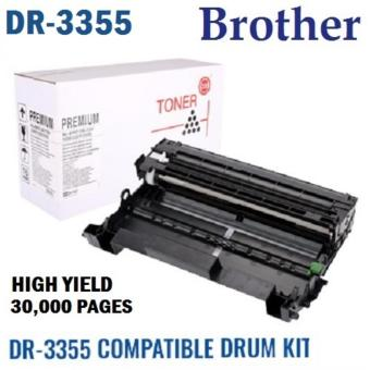 Harga Brother DR-3355 Drum Kit Compatible (30,000 pages)