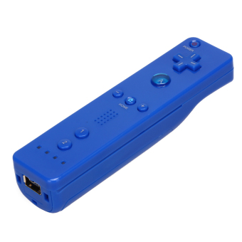 Harga Wireless Remote Controller for Nintendo Wii Wii U WiiU Games (Blue) - intl