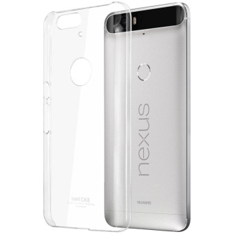 Harga Imak Thick Crystal Clear Hard Case and Tempered Glass Screen Protector for Huawei Nexus 6P