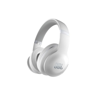 Harga JBL Everest 300 White V300BT Bluetooth Pro Audio Sound Built-in Mic Headphones - intl