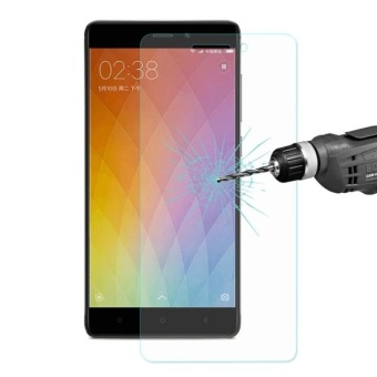 Harga ENKAY Hat-Prince Xiaomi Redmi 4A 0.26mm 9H Surface Hardness 2.5D Explosion-proof Tempered Glass Screen Film - intl
