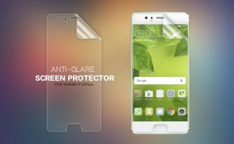2 pcs Huawei P10 Plus screen protector NILLKIN Anti Glare Matte protective soft film for Huawei P10 Plus(5.5 inch) (Clear) - intl