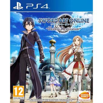 Harga PS4 Sword Art Online: Hollow Realization (R3)