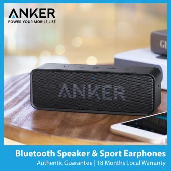 Harga Anker SoundCore Bluetooth Stereo Speaker