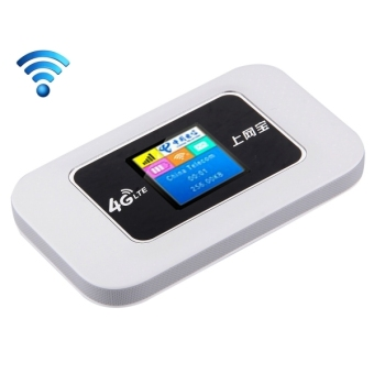 Harga Kinle K55 Mini 3G/4G Wireless Mobile WiFi Router, IEEE 802.11.b/g/n(White)