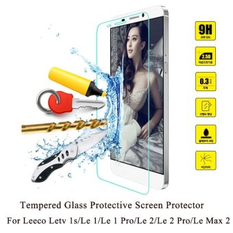 Harga High Quality Anti-Explosion 9H 0.3mm Tempered Glass Screen Protector For Leeco Letv Le2 - intl