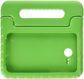 Harga CLOUDSEA Samsung Galaxy Tab A 7.0 inch Kids Case - EVA ShockProof Cover Handle Stand Case for Kids Children for Samsung Galaxy TabA 7-inch Tablet 2016 Release(SM-T280 / SM-T285 Version ONLY) - Green - intl