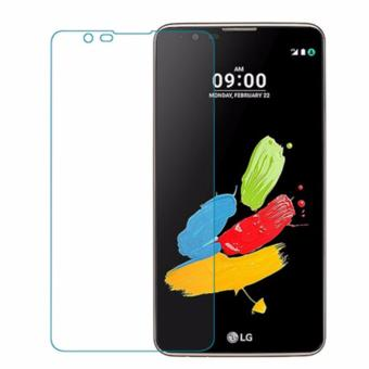 for LG Stylus 2 Plus Tempered Glass Film Ultra Thin Screen Protector Guard HD Explosion-proof Anti-burst - intl