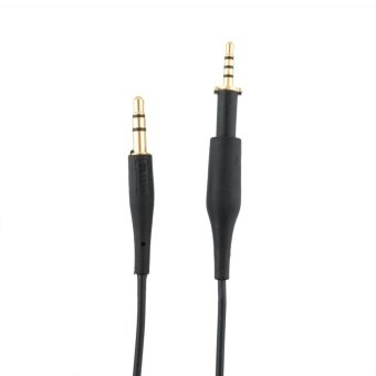Harga 3.5mm to 2.5mm Male-to-Male aux headphone connect Cable wire for AKG K450 Q460 - intl