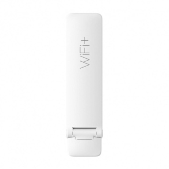 Harga Xiaomi WiFi Amplifier 2 Wireless Wi-Fi Repeater 2 Network Router Extender Antenna WiFi Roteador Signal Extender 300Mbps Amplifier Wireless Wi-Fi Router Expander for Mi Router - intl
