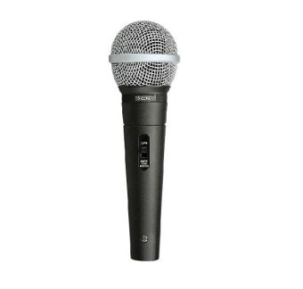 Harga Professional Handheld karaoke Singing Wired Microphone ND-98X