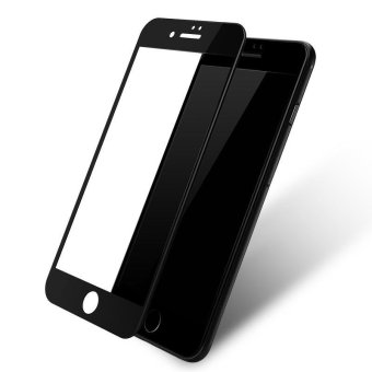 Harga Lenuo Anti-Burst Tempered Glass Protective Film Full Screen Protector for Apple iphone 7 Plus - intl