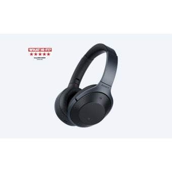 Harga SONY MDR-1000X WIRELESS NOISE CANCELLING HEADPHONES