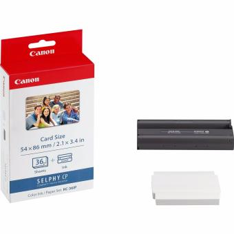 Harga Canon KC-36IP Card Size Photo Paper
