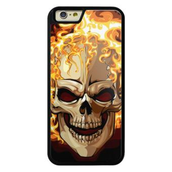 Harga Phone case for iPhone 6/6s Skull cover for Apple iPhone 6 / 6s - intl