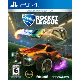 PS4 Rocket League Collector's Edition / R2 (English)