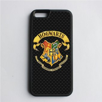 Harga For Apple iPhone 6 Plus / 6s Plus phone case TPU cover Harry Potter Hogwarts - intl